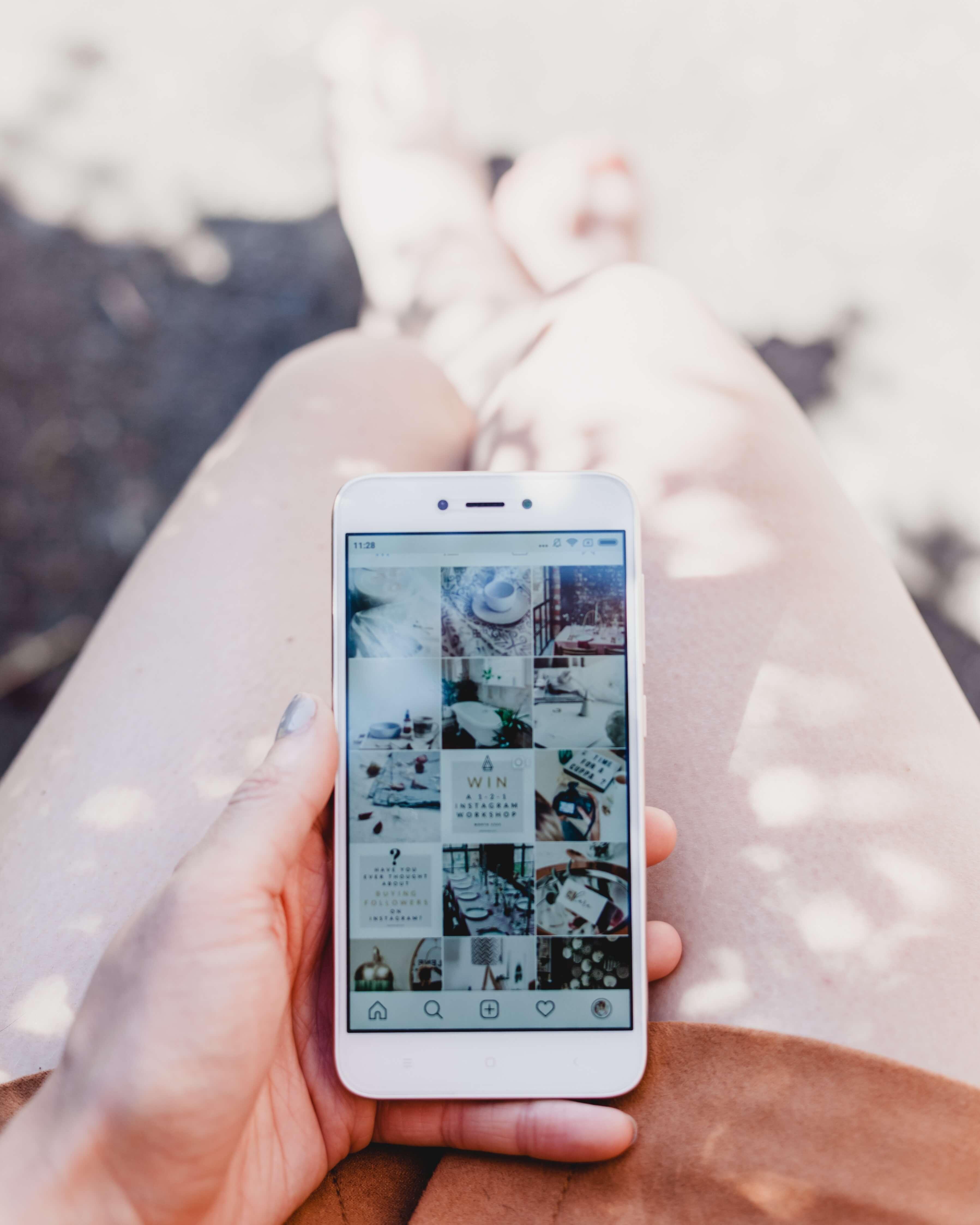 Que Tu Vida Sea Tan Linda Como Tu Instagram